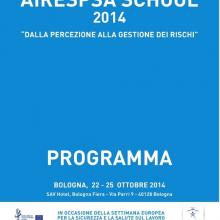 22-25/10/2014 - AIRESPSA SCHOOL 2014