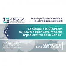 11-13/10/2017 - AIRESPSA School 2017