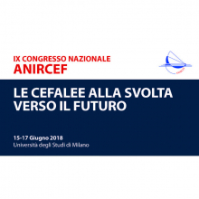 15-17/06/2018 - IX Congresso Nazionale ANIRCEF