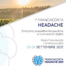 23-24/09/2021 - Emicrania: prospettive terapeutiche e nuovi scenari digitali